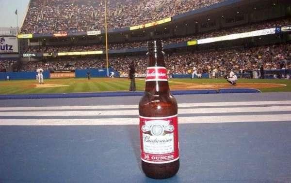 Yankee Stadium, sección: 1, fila: 1, asiento: 1