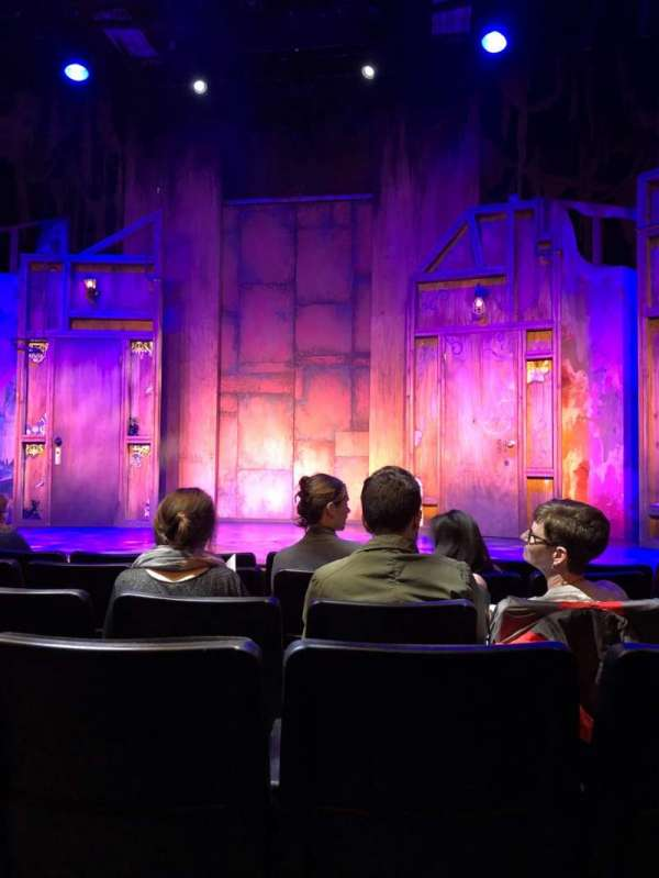 New World Stages - Stage 5, sección: Orch, fila: E, asiento: 111