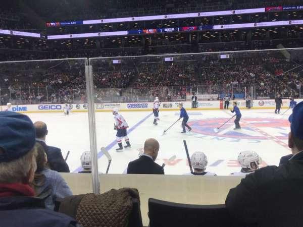 Barclays Center, sección: 8, fila: 5, asiento: 4
