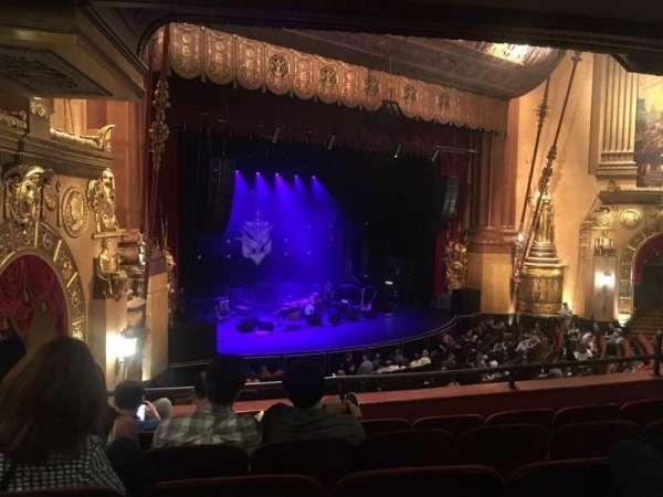 Beacon Theatre, sección: LOGE 3, fila: E, asiento: 49