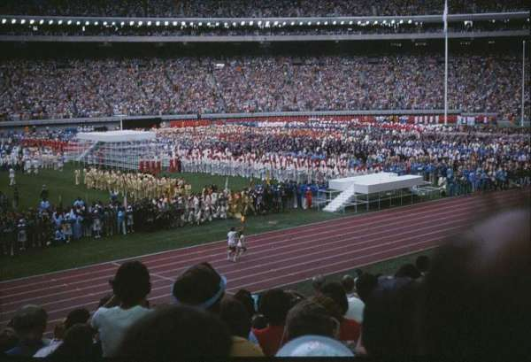 Olympic Stadium, Montreal, sección: H, fila: 11, asiento: 8