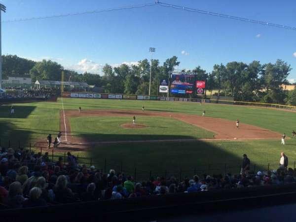 Jimmy John's Field, sección: 102, fila: 14, asiento: 9