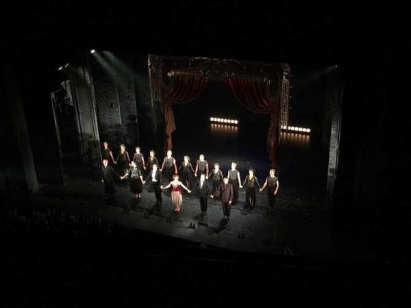 Mainstage at the New York City Center, sección: Balcony, fila: A, asiento: 140