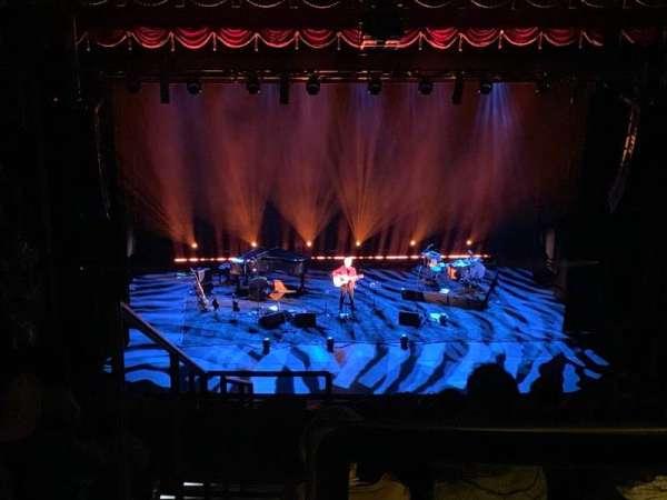 Beacon Theatre, sección: Upper Balcony C, fila: G, asiento: 101