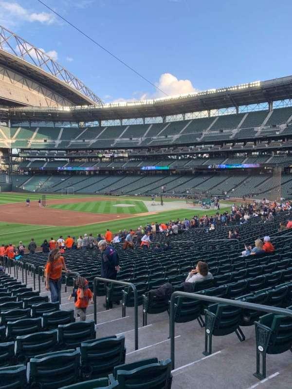 T-Mobile Park, sección: 143, fila: 29, asiento: 4