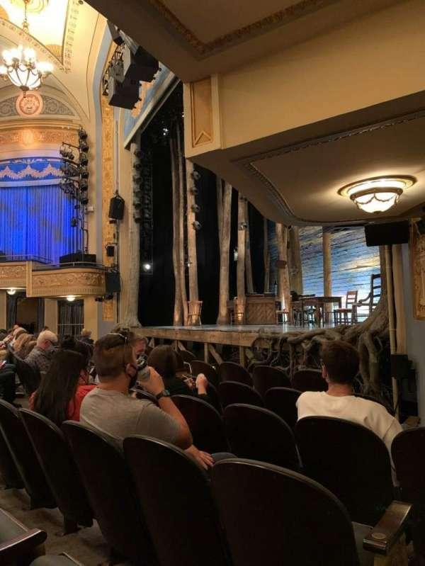 Gerald Schoenfeld Theatre, sección: Orch, fila: F, asiento: 22