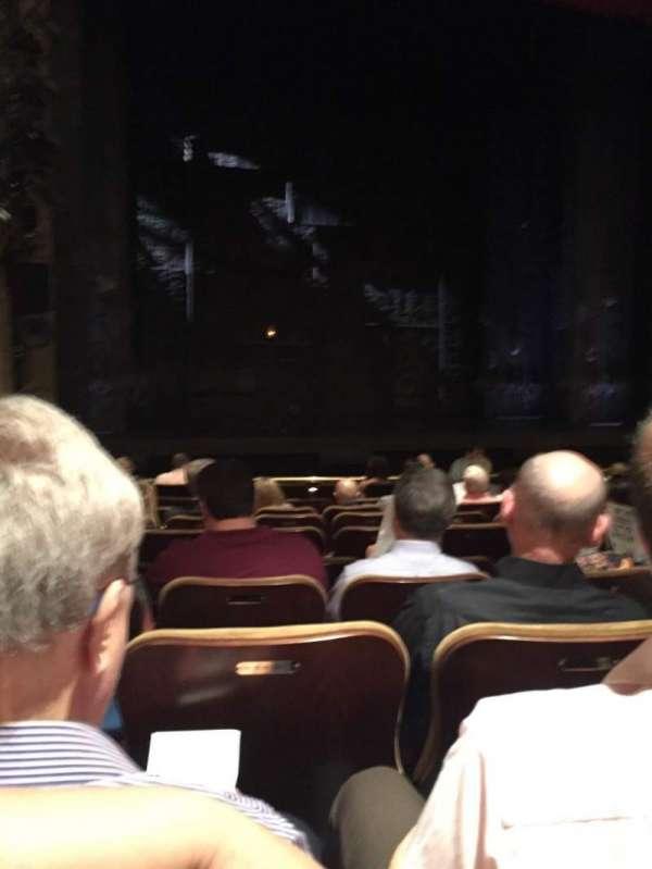 Samuel J. Friedman Theatre, sección: Orch, fila: K, asiento: 117