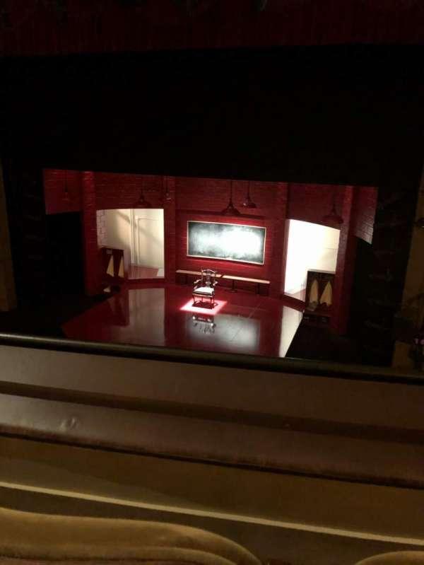 Samuel J. Friedman Theatre, sección: Mezzanine C, fila: B, asiento: 119
