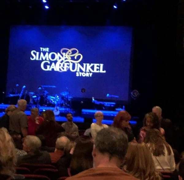 Hollywood Pantages Theatre, sección: Orchestra rc, fila: L, asiento: 209