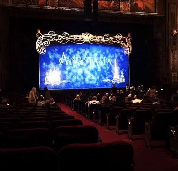 Hollywood Pantages Theatre, sección: Orchestra lc, fila: U, asiento: 301