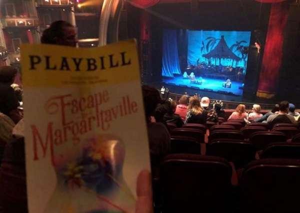 Dolby Theatre, sección: Mezzanine 1R, fila: L, asiento: 4
