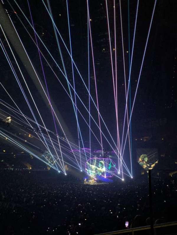 Staples Center, sección: PR9, fila: 6, asiento: 12