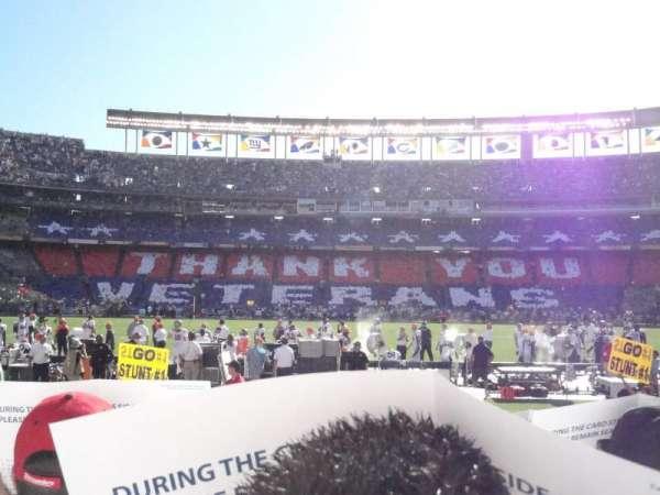 SDCCU Stadium, sección: F6, fila: 9, asiento: 9