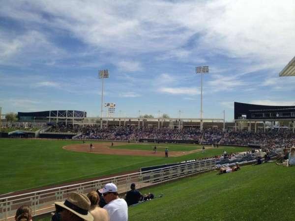 Maryvale Baseball Park, sección: Lawn