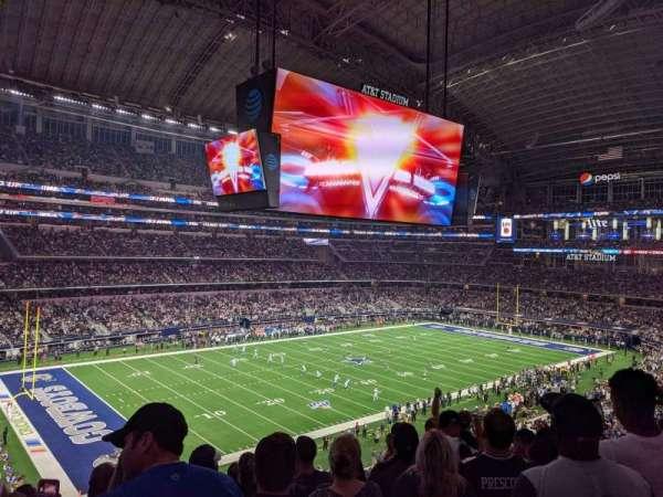 AT&T Stadium, sección: 342, fila: 8, asiento: 6