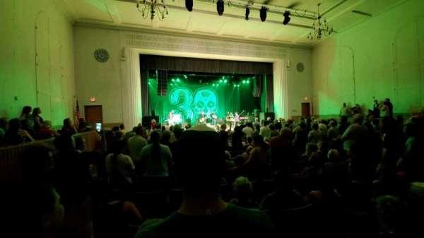 Maryland Hall For Creative arts, sección: orchestra, fila: N, asiento: 120