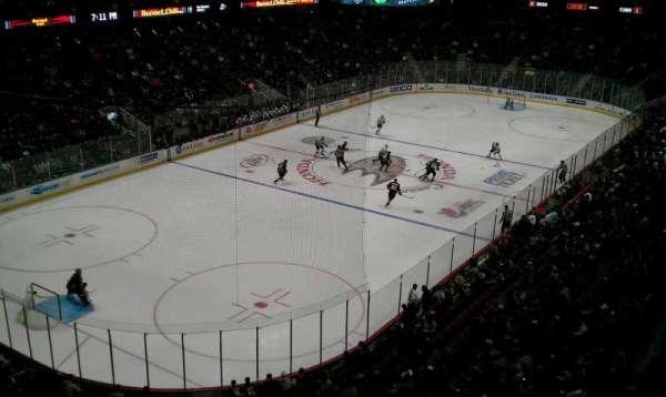Honda Center, sección: 440, fila: A, asiento: 3