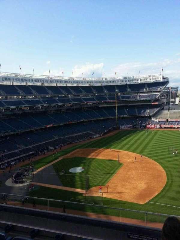 Yankee Stadium, sección: 315, fila: 6, asiento: 2