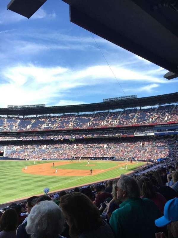 Turner Field, sección: 226R, fila: 10, asiento: 3
