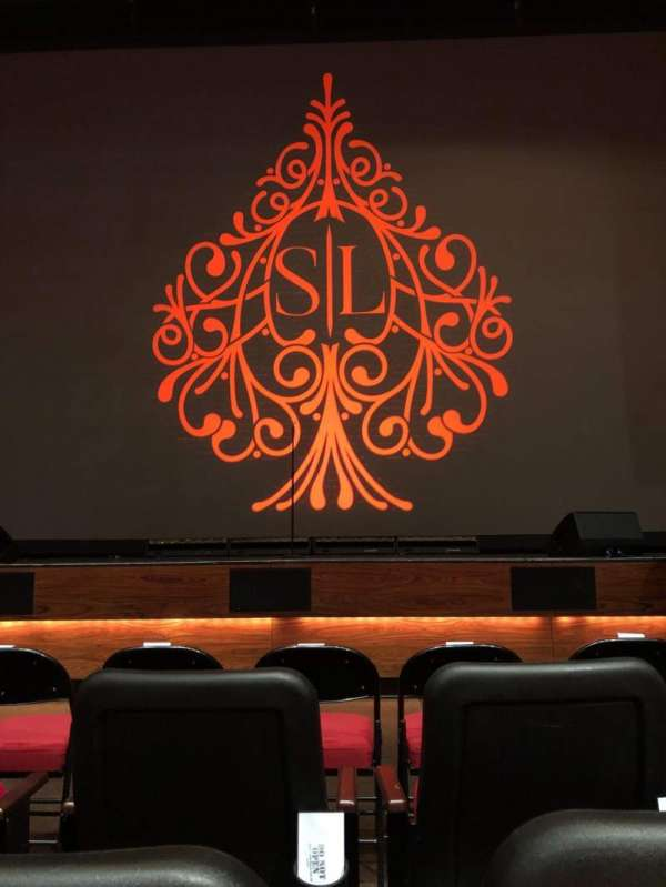 The Grand Theater at Foxwoods, sección: Orchestra Center, fila: C, asiento: 107