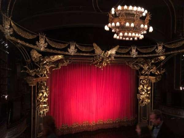 Majestic Theatre, sección: Front Mezzanine L, fila: D, asiento: 7
