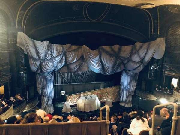 Majestic Theatre, sección: Rear Mezzanine LC, fila: A, asiento: 119