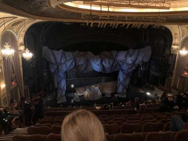Majestic Theatre, sección: Rear Mezzanine LC, fila: J, asiento: 125