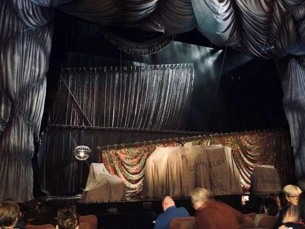 Majestic Theatre, sección: Orchestra L, fila: E, asiento: 1