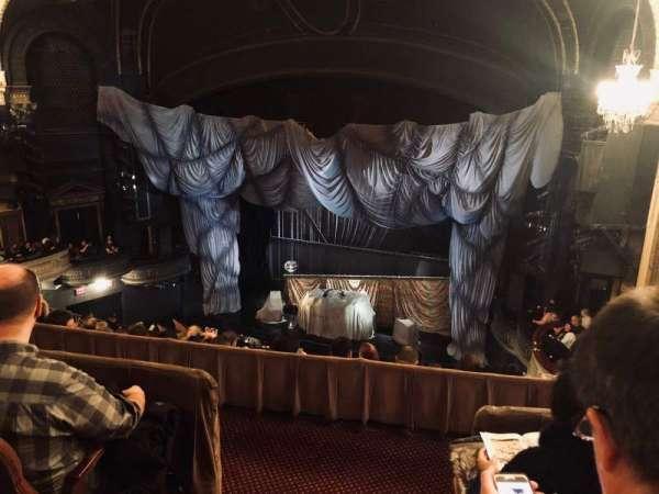 Majestic Theatre, sección: Rear Mezzanine R, fila: C, asiento: 2