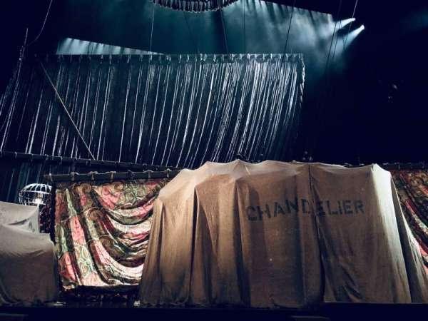 Majestic Theatre, sección: Orchestra C, fila: BB, asiento: 103