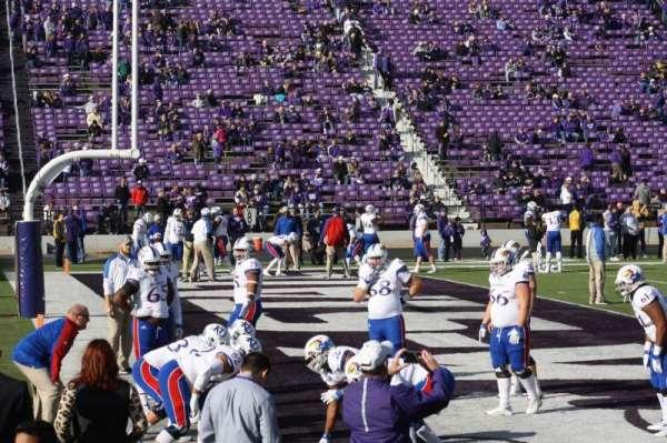 Bill Snyder Family Stadium, sección: 20, fila: 6, asiento: 6