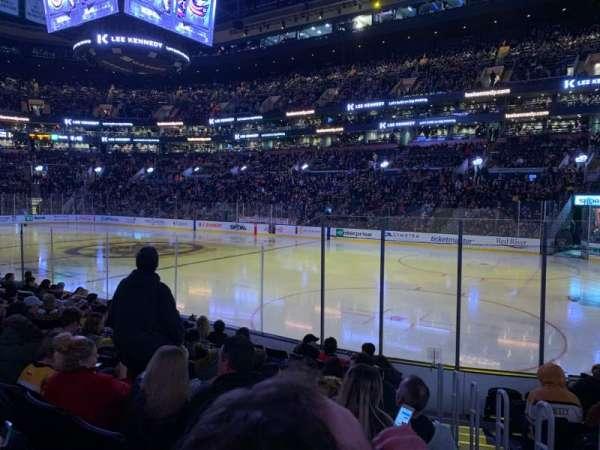 TD Garden, sección: 20, fila: 10, asiento: 2