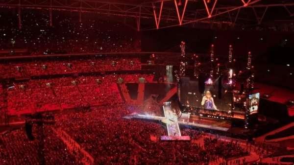 Wembley Stadium, sección: 502, fila: 31, asiento: 50