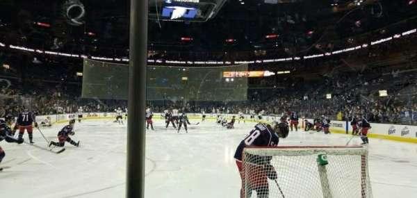 Nationwide Arena, sección: 120, fila: B, asiento: 11