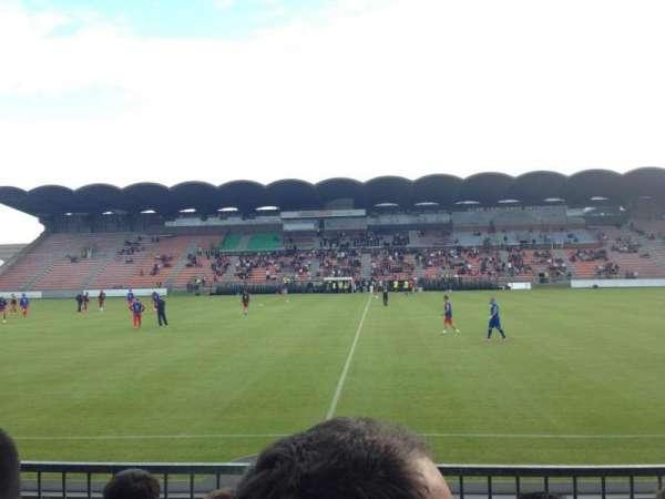 Stade Raymond Kopa, sección: St Léonard centrale, fila: Esc6 Rang D, asiento: 104