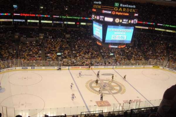 TD Garden, sección: BAL 318, fila: 11, asiento: 8