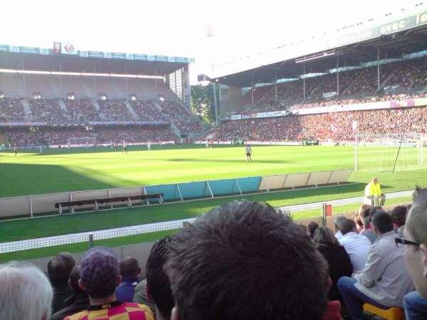 Stade Bollaert-Delelis, sección: Delacourt niveau 0, fila: 11, asiento: 21
