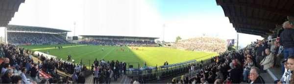 Stade Raymond Kopa, sección: Jean Bouin Centrale, fila: J, asiento: 79