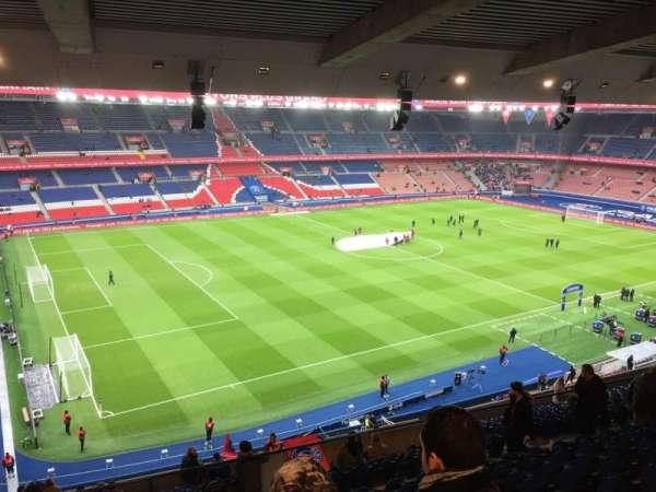 Parc Des Princes, sección: Borelli 417, fila: K, asiento: 53