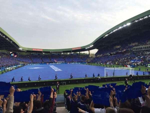 Stade de la Beaujoire, sección: Erdre, fila: E2F-T, asiento: 225