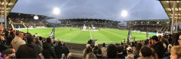 Stade Raymond Kopa, sección: Saint leonard Centrale, fila: F, asiento: 28