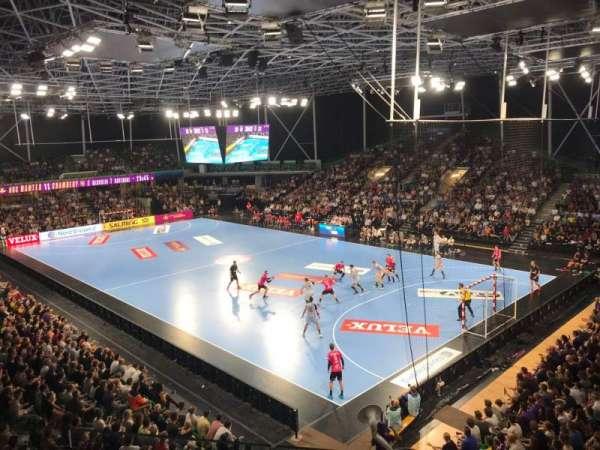 Palais des Sports de Beaulieu, sección: 113A, fila: R, asiento: 175