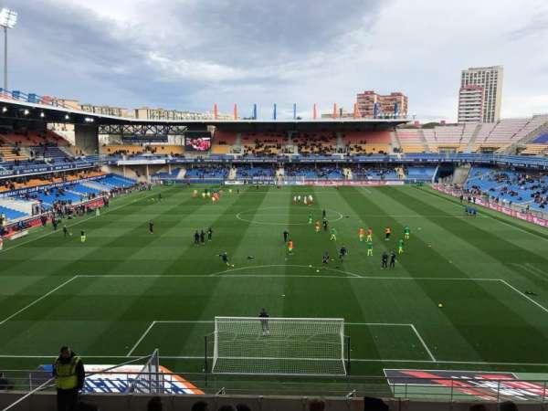 Stade De La Mosson, sección: Minervois, fila: L, asiento: 40
