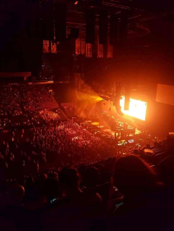 Scotiabank Arena, sección: 321