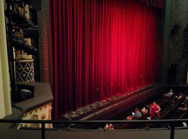 Mainstage at the New York City Center, sección: Grand Tier, fila: B, asiento: 19