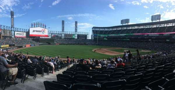 Guaranteed Rate Field, sección: 146, fila: 32, asiento: 8