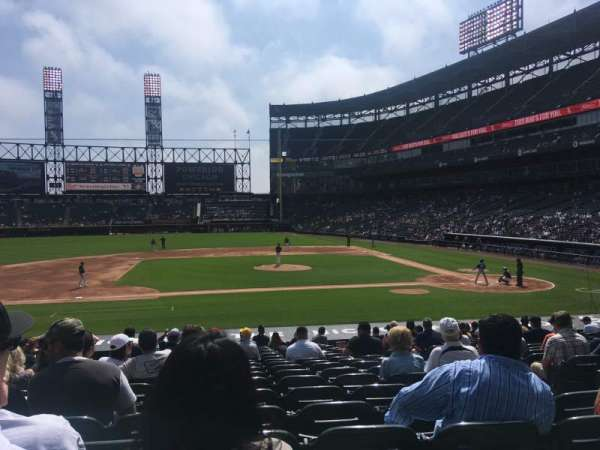 Guaranteed Rate Field, sección: 139, fila: 22, asiento: 5