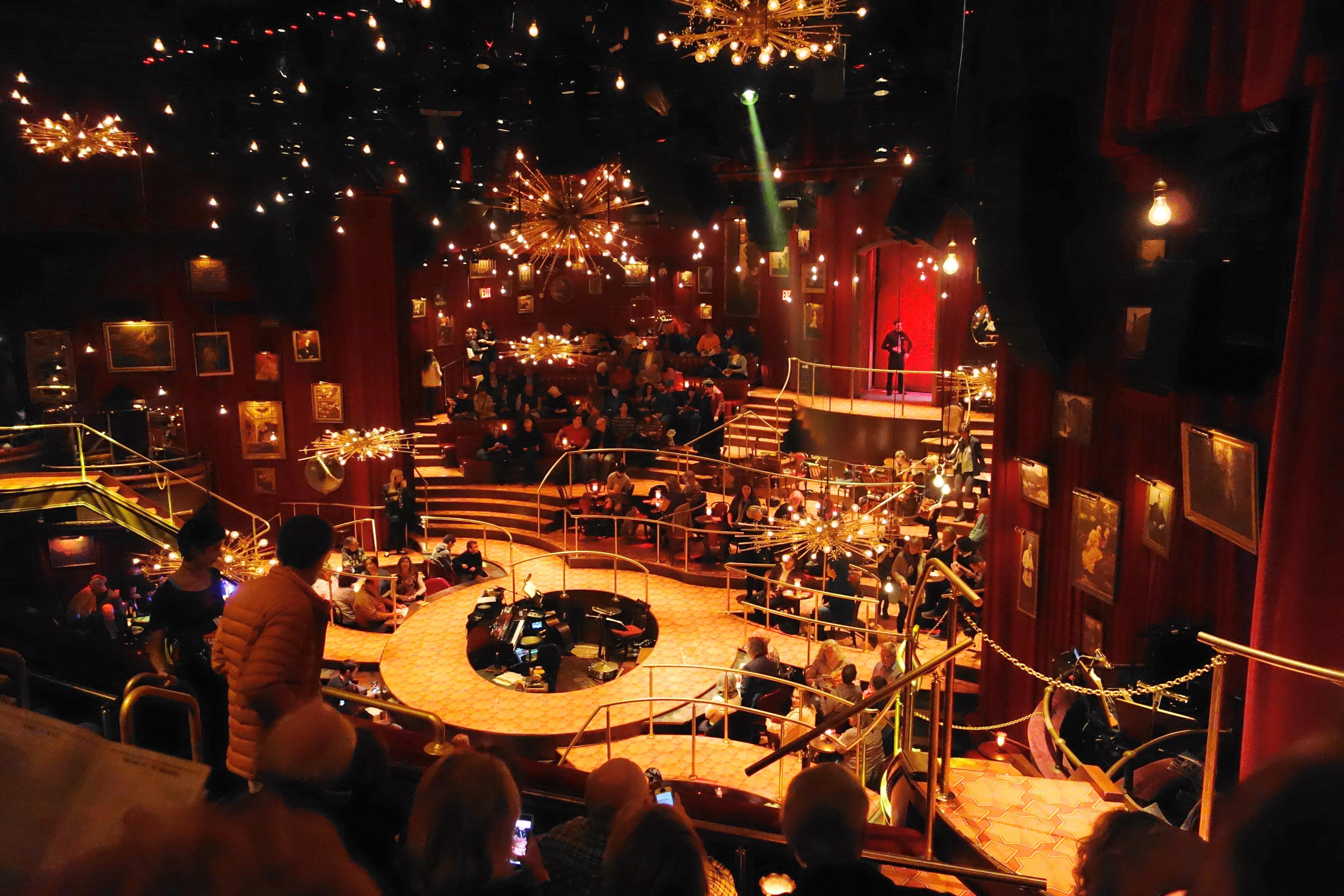 Imperial Theatre Sección Front Mezzanine 1 Fila E Asiento 7