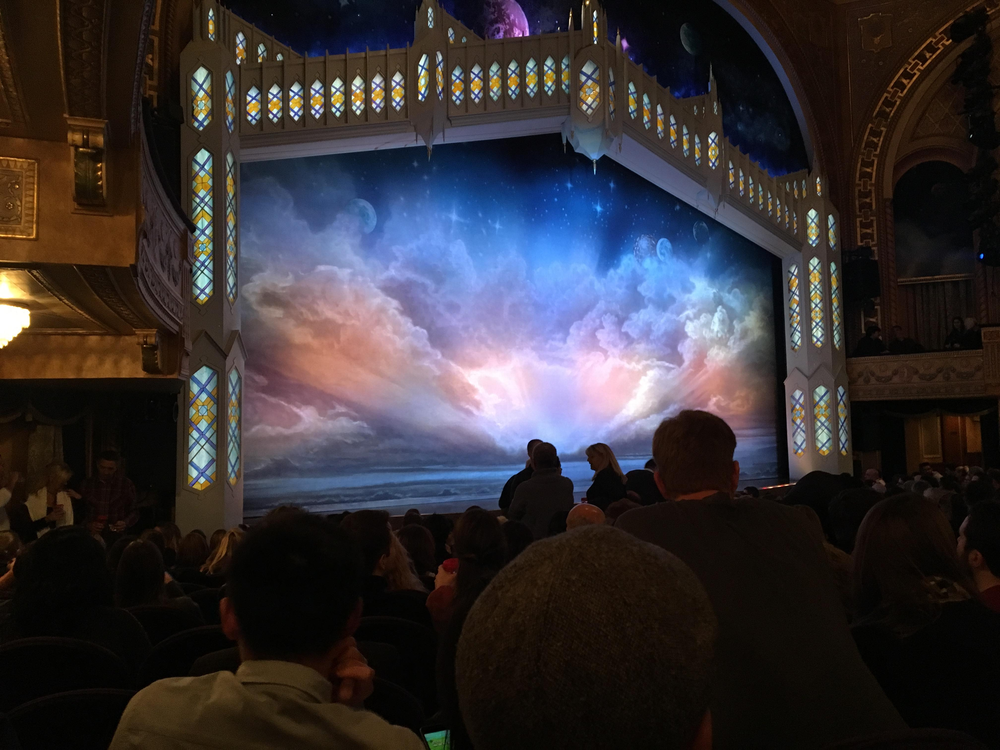 Eugene O'Neill Theatre Sección Orchestra L Fila N Asiento 21