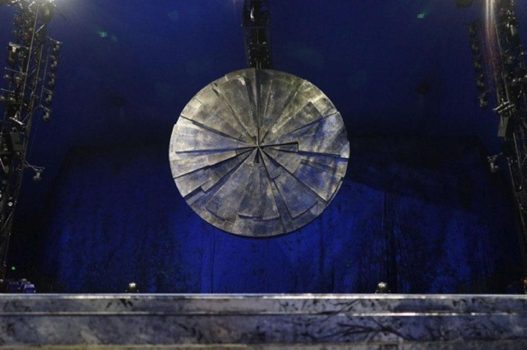 Cirque Du Soleil - Luzia Sección 101 Fila AA Asiento 1